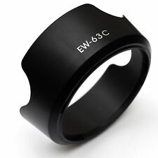 EW-63C EW63C Lens Hood for Canon EF-S 18-55mm  f/3.5-5.6 IS STM - e111