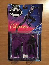1991 Batman Returns Catwoman Action Figure, Kenner MOC Sealed