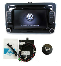 VW Autoradio RCD510 mit BT USB-KABEL RFK AUX CD Golf Passat Tiguan Touran GTI T5