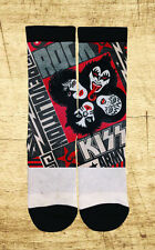 KISS SOCKS - ROCK AND ROLL OVER, official KISS catalog item