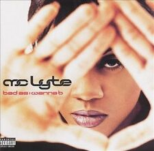 Mc Lyte: Bad As I Wanna Be Explicit Lyrics Audio Cassette