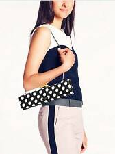 NWT Kate Spade NY Far From the Tree Taxi Off Duty Clutch BIG APPLE Shoulder Bag
