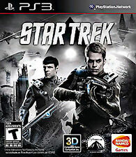 Star Trek: The Game (Sony PlayStation 3, 2013)