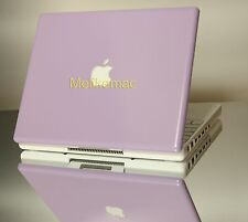 APPLE iBook G4 1.33 GHz LAPTOP COMPUTER WIRELESS CUSTOM PURPLE A1133