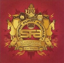 Songbook: The Singles, Vol. 1 [PA] by Super Furry Animals (CD, Oct-2004,...