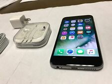 FACTORY UNLOCKED *MINT* Condition Apple iPhone 6S 16gb (Space Grey) w/ Extras
