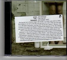 (FH630) Kid Harpoon, The First EP - 2007 CD