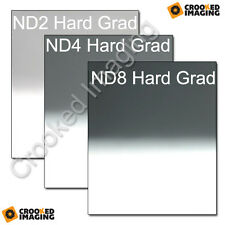 Kood graduato neutro desnity ND Filter Kit 100mm ND2 ND4 ND8 HARD EDGE Lee