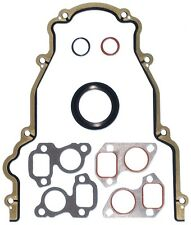 Chevy GMC 4.8 5.3 5.7 6.0 LS Timing Front Cover Set Oil Pan Gasket 1999-2011