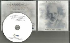 ERIC CLAPTON Call Me the Breeze w/RARE RADIO EDIT PROMO DJ CD single JJ CALE TRK