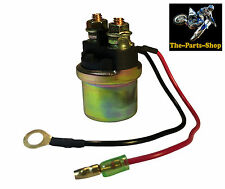 NEW YAMAHA WAVERUNNER JET SKI ELECTRIC STARTER RELAY SOLENOID: 760 1100 1200  XL