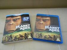 PLANET OF THE APES 1969 Blu Ray with sleeve