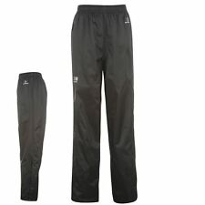 Light black waterproof windproof breathable sierra female trousers size M NWT