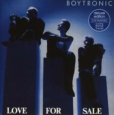 Boytronic - Love For Sale (Deluxe Edition) - CD
