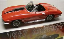 Red 1967 Corvette 427 Convertible Decanter IAJBBSC 2007 Convention New In Box