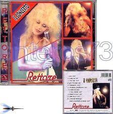 """DONATELLA RETTORE """"IL CONCERTO"""" CD SIGILLATO - ELIO"""