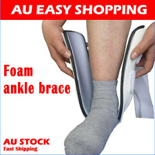 Foam Ankle Brace ankle injuries Post-cast post-walker support injuries sports