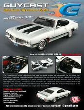 GMP ACME 1:18 1970 OLDSMOBILE 442 ONLY 442 MADE