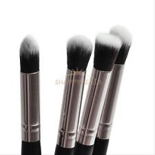 4Pcs Pro Makeup Set Face Powder Foundation Eyeshadow Blush Cosmetic Brushes HOT