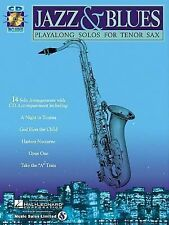 Play-along: Jazz and Blues : Play-along Solos (1999, CD / Paperback)