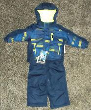 NWT Baby Boys Hooded Two Piece Zero XPosur Snowsuit Size 12 Months