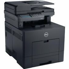 Dell C3765DNF Color Wireless Multifunction Printer with Scanner and Copier