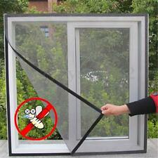 Insect Fly Mosquitos Bug Door Window Net Mesh Screen Protector Sticky DIY