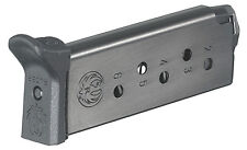 Ruger 90621 Factory mag for LCP II 380 ACP 6 rd Blued Finish