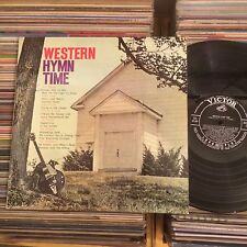 V.A. WESTERN HYMN TIME HANK SNOW.JIM REEVES JAPAN LP