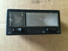 VW CORRADO G60 16V PASSAT B3 RARE BLACK COURTESY INTERIOR ROOF READING LIGHT 4PN