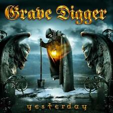GRAVE DIGGER - YESTERDAY - CD+DVD SIGILLATO 2006