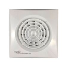 """Envirovent SIL100T """"SILENT"""" Timer Extractor Fan for Bathroom or Toilet"""