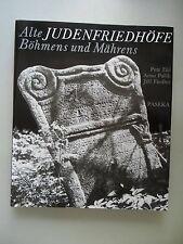 2 Bücher Alte Judenfriedhöfe Böhmens und Mährens + jüdische Friedhof Zeuge