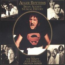 Audio CD Auger Rhythms: Brian Auger's Musical History  - Auger, Brian VeryG