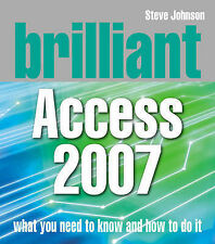 Brilliant Access 2007, Johnson, Mr Steve