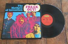 FRANK ZAPPA AND THE MOTHERS OF INVENTION  FREAK OUT!   180 GRAM VINYL