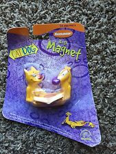 Cat Dog 3D magnet Applause catdog Nickelodeon New In Package