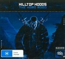 The Hard Road [PA] by Hilltop Hoods (CD, Nov-2009, Universal Distribution)