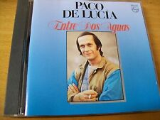 PACO DE LUCIA ENTRE DOS AGUAS  CD PHILIPS