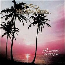 Mexican Music: Romantic Songs CD