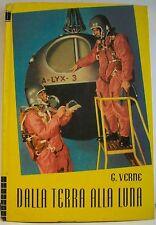 DALLA TERRA ALLA LUNA - G.Verne [S.A.I.E., 1959]