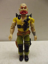 1987 GI G.I. JOE TAURUS SARGEANT SGT. SLAUGHTERS RENEGADES FIGURE ONLY