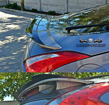 Nissan 370Z Heckspoiler Spoiler Ansatz Dachspoiler schwarz glänzend