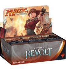 Magic the Gathering Aether Revolt Booster Box New in Box