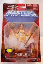 MASTERS OF THE UNIVERSE 200X TEELA MISB ACTION CHIP