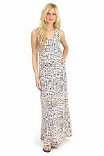 Ted Baker LIVANIE Shell Dress Size 6 Maxi Cream Long NEW Size 2 Ted Baker
