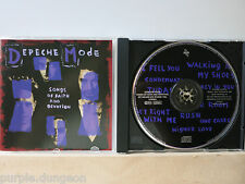 DEPECHE MODE - Songs Of Faith And Devotion  Intercord  CD INT 846.888