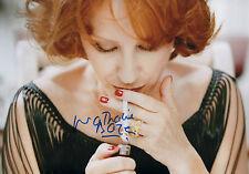 Nathalie Baye Autogramm signed 20x30 cm Bild