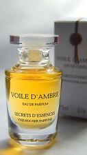 ROCHER - VOILE D AMBRE - 5 ml EDP *** PARFUM-MINIATUR incl. OVP/BOX