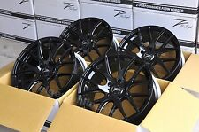 Z-Performance ZP1 phantom black 8x19 + 9x19 Zoll BMW 1er F20 F21 + 2er F22 F23